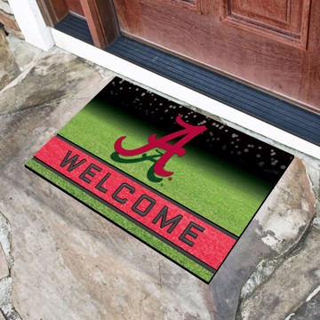 Picture of Alabama Crumb Rubber Door Mat