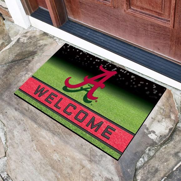 Picture of Alabama Crumb Rubber Door Mat