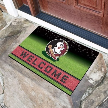 Picture of Florida State Crumb Rubber Door Mat