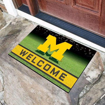 Picture of Michigan Crumb Rubber Door Mat