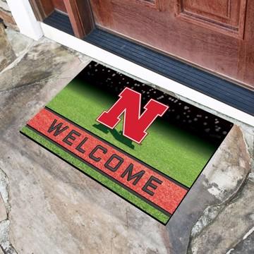 Picture of Nebraska Crumb Rubber Door Mat