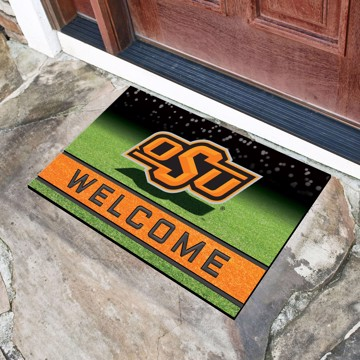 Picture of Oklahoma State Crumb Rubber Door Mat