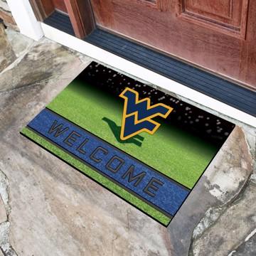 Picture of West Virginia Crumb Rubber Door Mat
