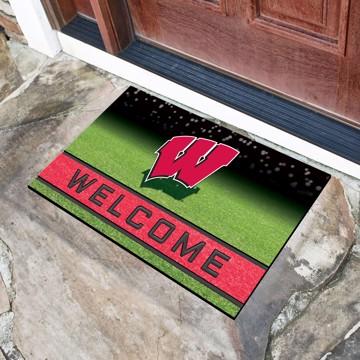 Picture of Wisconsin Crumb Rubber Door Mat