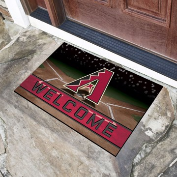 Picture of MLB - Arizona Diamondbacks Crumb Rubber Door Mat