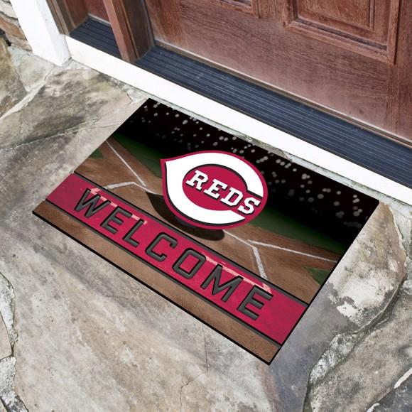 Picture of MLB - Cincinnati Reds Crumb Rubber Door Mat