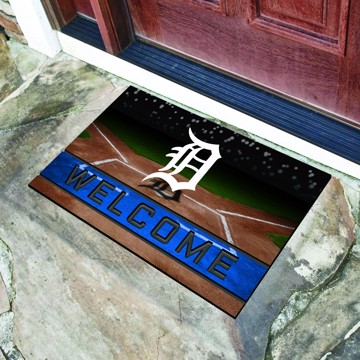 Picture of MLB - Detroit Tigers Crumb Rubber Door Mat
