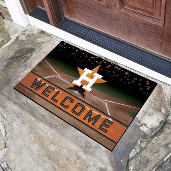 Picture of MLB - Houston Astros Crumb Rubber Door Mat