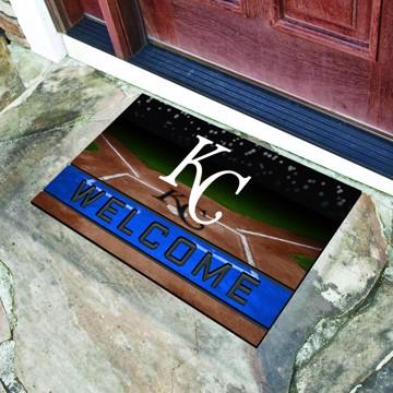 Picture of MLB - Kansas City Royals Crumb Rubber Door Mat