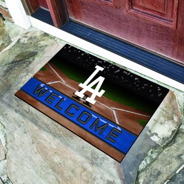 Picture of MLB - Los Angeles Dodgers Crumb Rubber Door Mat