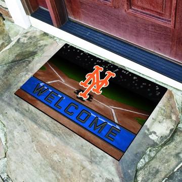 Picture of MLB - New York Mets Crumb Rubber Door Mat