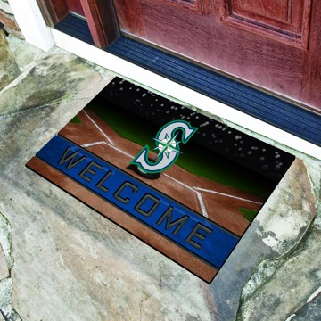 Picture of MLB - Seattle Mariners Crumb Rubber Door Mat