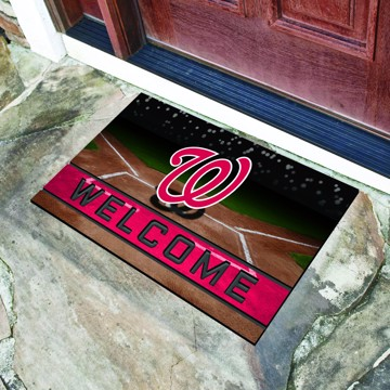 Picture of MLB - Washington Nationals Crumb Rubber Door Mat