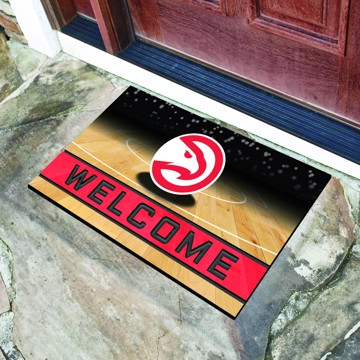 Picture of NBA - Atlanta Hawks Crumb Rubber Door Mat