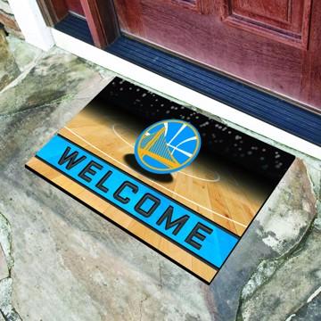 Picture of NBA - Golden State Warriors Crumb Rubber Door Mat