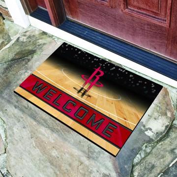 Picture of NBA - Houston Rockets Crumb Rubber Door Mat