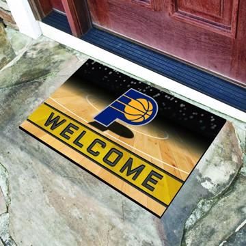 Picture of NBA - Indiana Pacers Crumb Rubber Door Mat