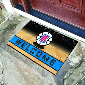Picture of NBA - Los Angeles Clippers Crumb Rubber Door Mat