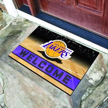 Picture of NBA - Los Angeles Lakers Crumb Rubber Door Mat