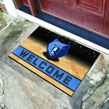 Picture of NBA - Memphis Grizzlies Crumb Rubber Door Mat