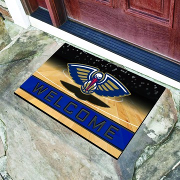 Picture of NBA - New Orleans Pelicans Crumb Rubber Door Mat