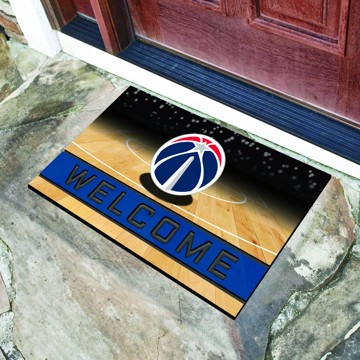 Picture of NBA - Washington Wizards Crumb Rubber Door Mat
