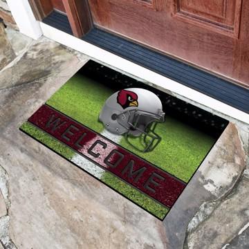 Picture of NFL - Arizona Cardinals Crumb Rubber Door Mat