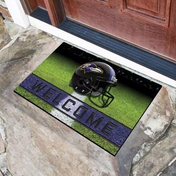 Picture of NFL - Baltimore Ravens Crumb Rubber Door Mat
