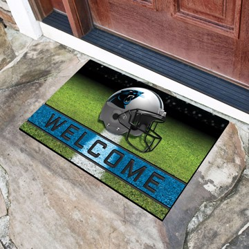 Picture of NFL - Carolina Panthers Crumb Rubber Door Mat