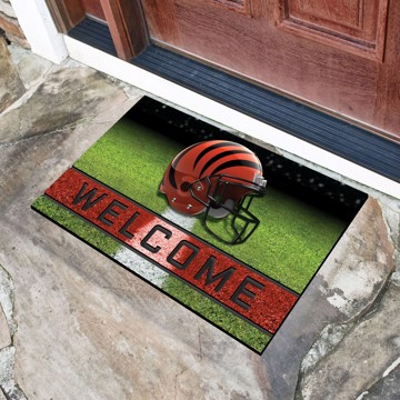 Picture of NFL - Cincinnati Bengals Crumb Rubber Door Mat