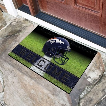 Picture of NFL - Denver Broncos Crumb Rubber Door Mat