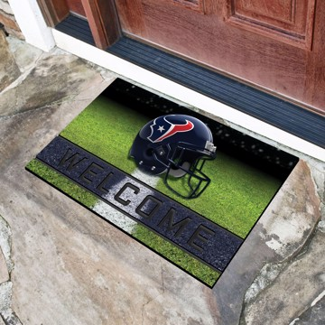 Picture of NFL - Houston Texans Crumb Rubber Door Mat
