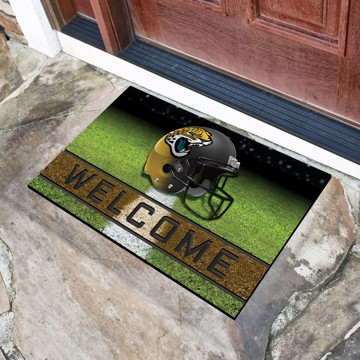 Picture of NFL - Jacksonville Jaguars Crumb Rubber Door Mat