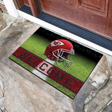 Picture of NFL - Kansas City Chiefs Crumb Rubber Door Mat