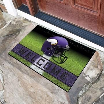Picture of NFL - Minnesota Vikings Crumb Rubber Door Mat