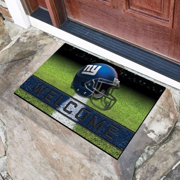 Picture of NFL - New York Giants Crumb Rubber Door Mat