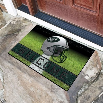 Picture of NFL - New York Jets Crumb Rubber Door Mat