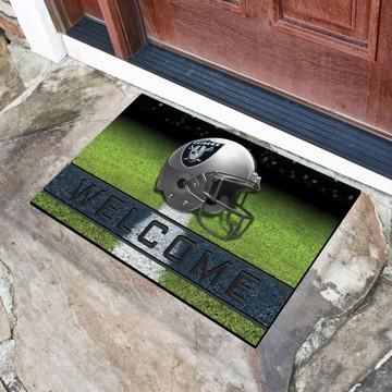 Picture of NFL - Las Vegas Raiders Crumb Rubber Door Mat
