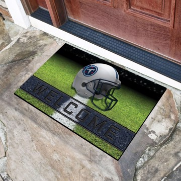 Picture of NFL - Tennessee Titans Crumb Rubber Door Mat