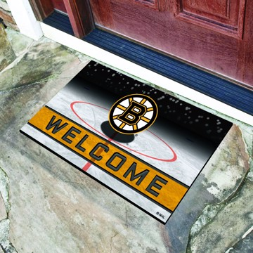 Picture of NHL - Boston Bruins Crumb Rubber Door Mat
