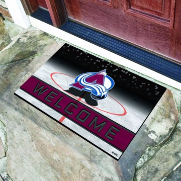 Picture of NHL - Colorado Avalanche Crumb Rubber Door Mat