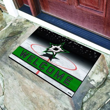 Picture of NHL - Dallas Stars Crumb Rubber Door Mat