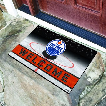Picture of NHL - Edmonton Oilers Crumb Rubber Door Mat
