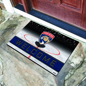 Picture of NHL - Florida Panthers Crumb Rubber Door Mat