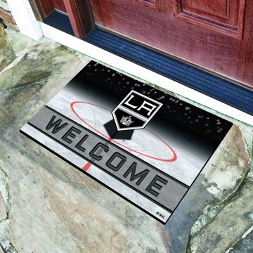 Picture of NHL - Los Angeles Kings Crumb Rubber Door Mat
