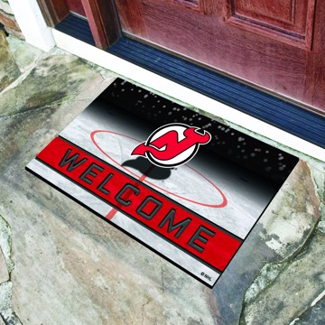 Picture of NHL - New Jersey Devils Crumb Rubber Door Mat