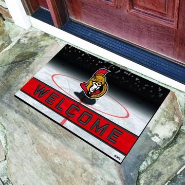 Picture of NHL - Ottawa Senators Crumb Rubber Door Mat