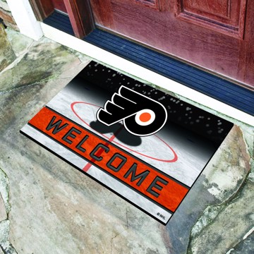 Picture of NHL - Philadelphia Flyers Crumb Rubber Door Mat