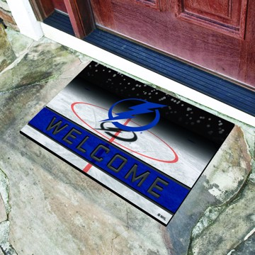 Picture of NHL - Tampa Bay Lightning Crumb Rubber Door Mat
