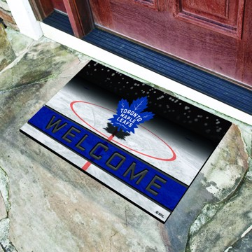 Picture of NHL - Toronto Maple Leafs Crumb Rubber Door Mat